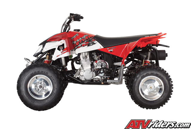 2010 polaris outlaw 450 mxr outlawa 525 irs outlaw 525s sport atv lineup. Black Bedroom Furniture Sets. Home Design Ideas