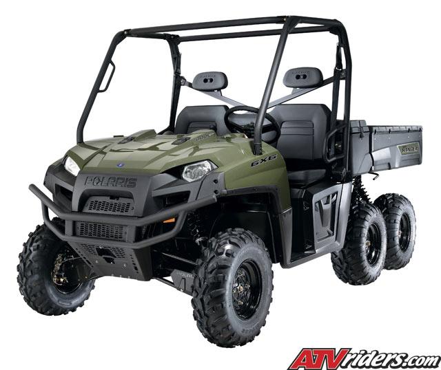 2012 Polaris Ranger 800 6x6 Utv Sxs Features Benefits