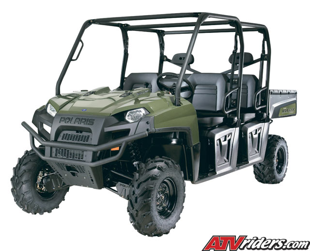 2011 Polaris Ranger 800 Efi Crew Utv Sxs Features