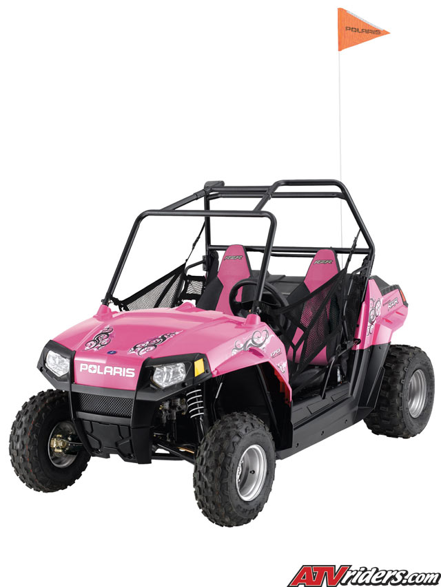 polaris youth ranger rzr 170 2010 utv model line up. Black Bedroom Furniture Sets. Home Design Ideas