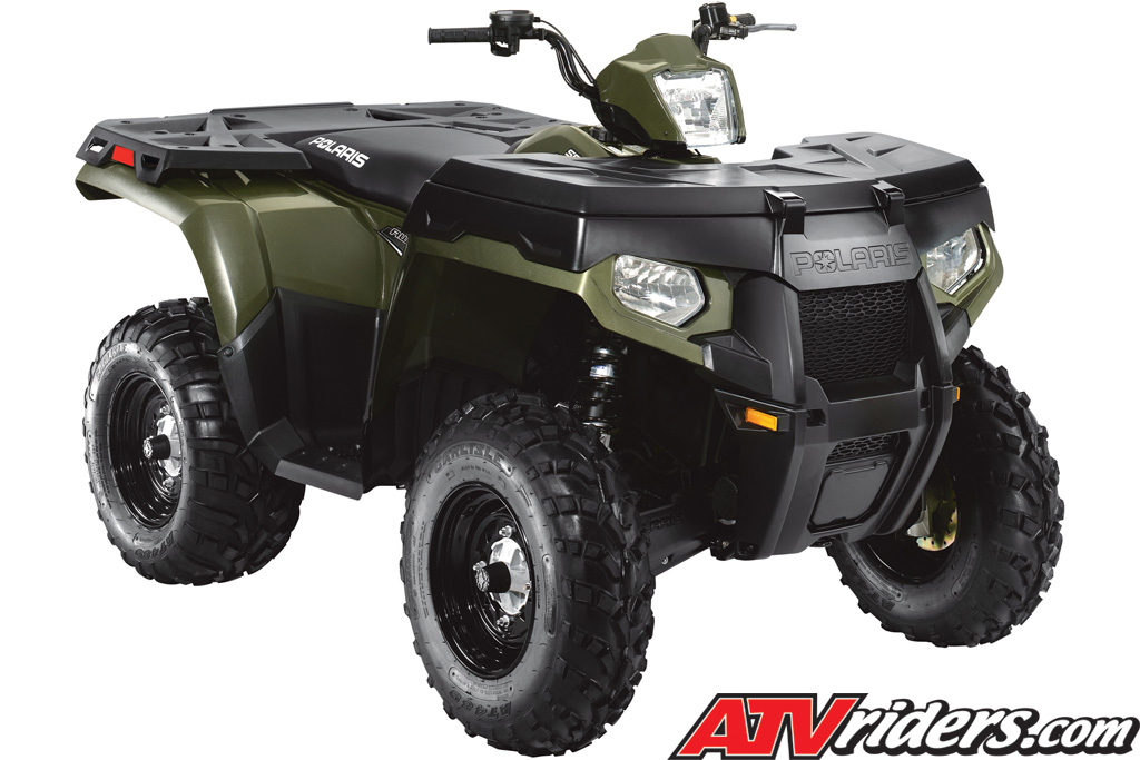 2011 Polaris Sportsman 500 H O Efi 4x4 Atv Features