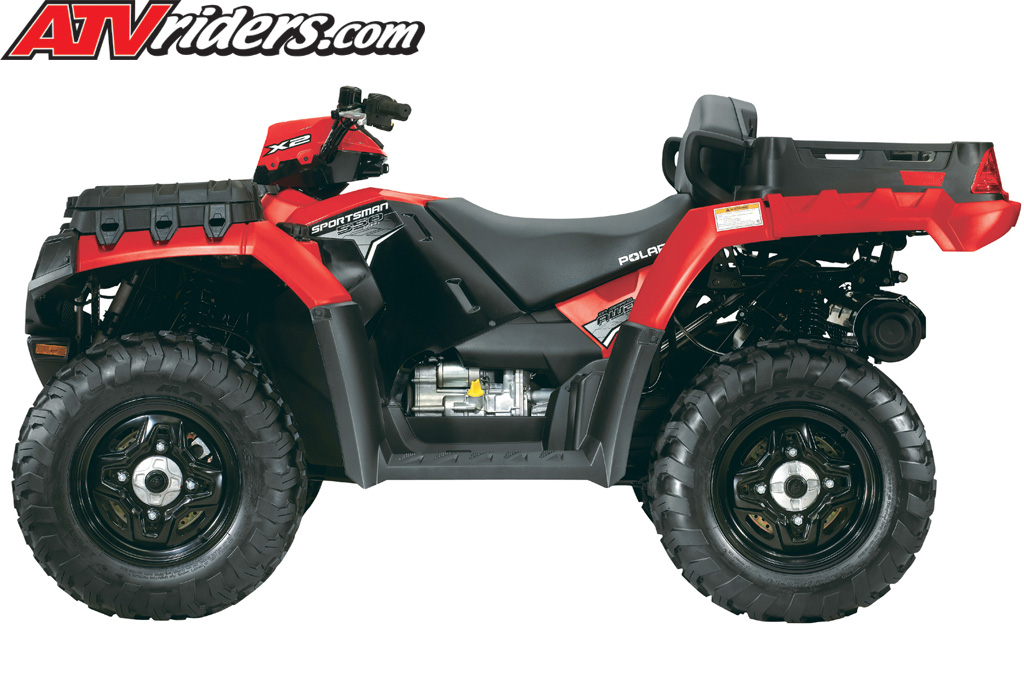 2011 Polaris Sportsman X2 550 Efi Atv