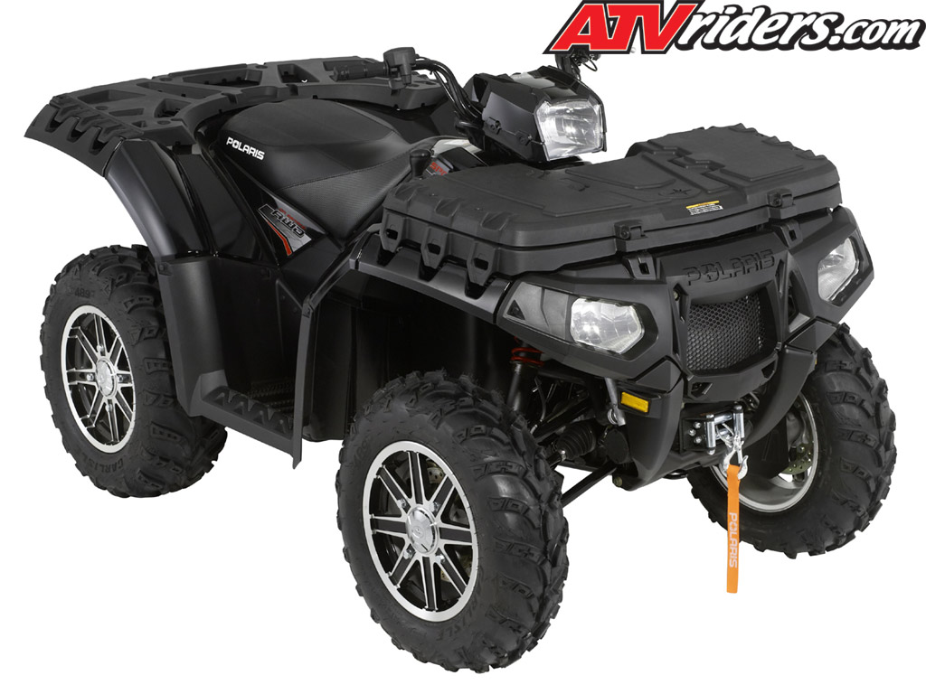 2011 Polaris Limited Edition Sportsman  Ranger  U0026 Rzr