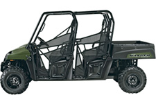 2011 Polaris RANGER 500  UTV Green