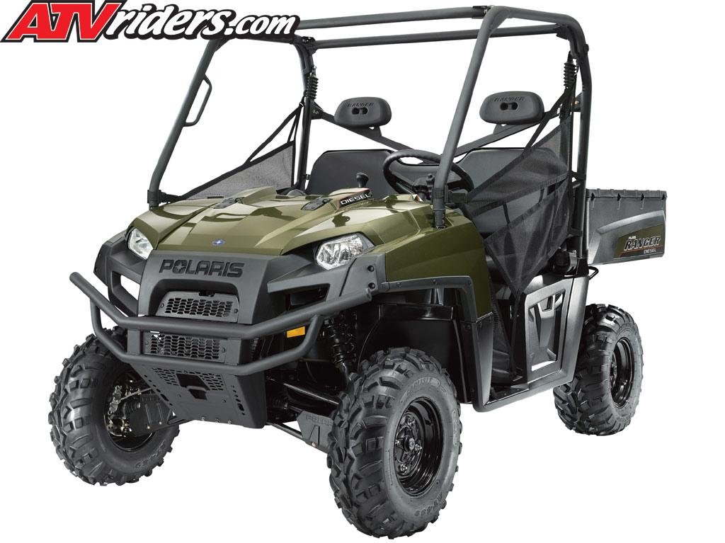 2011 Polaris RANGER UTV Side X Side Models RANGER 500
