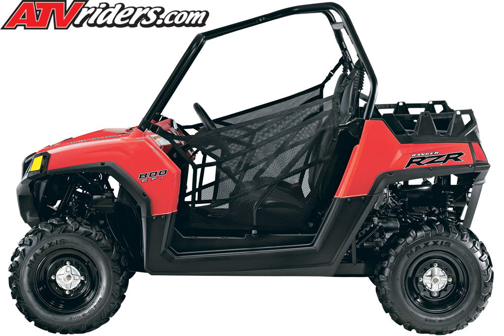 2011 Polaris RANGER RZR 800 EFI UTV / SxS - Features, Benefits and ...