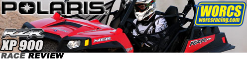 2011 Polaris RZR XP 900 SxS / UTV Race Review