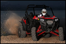 2011 Polaris RZR XP 900 SxS / UTV