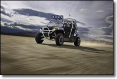 2011 Polaris RZR 4 Robby Gordon Edition SxS UTV