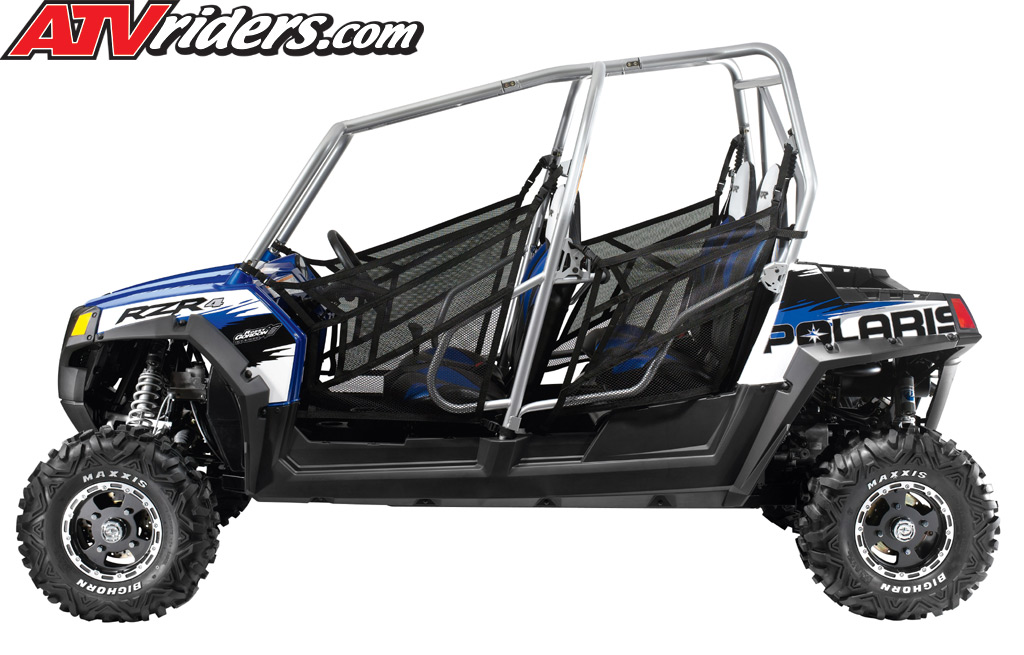 2011 Polaris Ranger RZR 4 Seat Robby Gordon Edition Specifications
