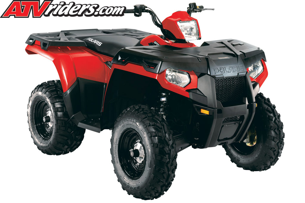 2012 Polaris Sportsman 500 H O  EFI 4x4 ATV - Features