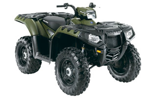 2012 Polaris Sportsman 850 H.O. XP EFI  ATV