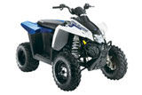 2013 Polaris Trail Blazer Sport Utility ATV
