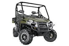 2012 Polaris RANGER HD 800 UTV
