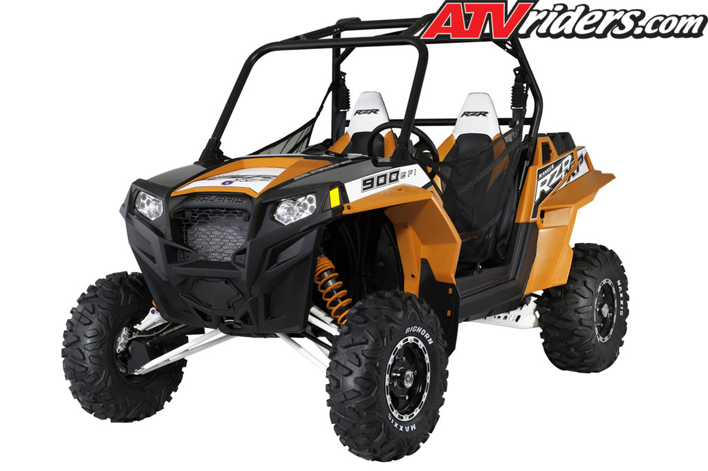 Pics Photos - 2012 Polaris Rzr Xp 900 Black Orange Madness Le Youtube