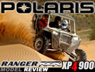 2012 Polaris RZR XP 4 900 SxS / UTV Test Drive Review