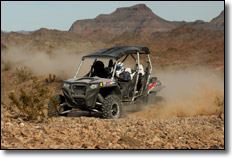 2012 Polaris  RZR XP 4 900 SxS / UTV Limited Edition