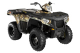 2013 Polaris Sportsman 500 H.O. Utility ATV