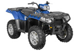 2013 Polaris Sportsman XP 850 EPS Utility ATV