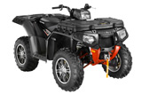 2013 Polaris Sportsman XP 850 Utility ATV