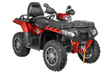 2013 Polaris Sportsman Touring 850 HO EPS ATV