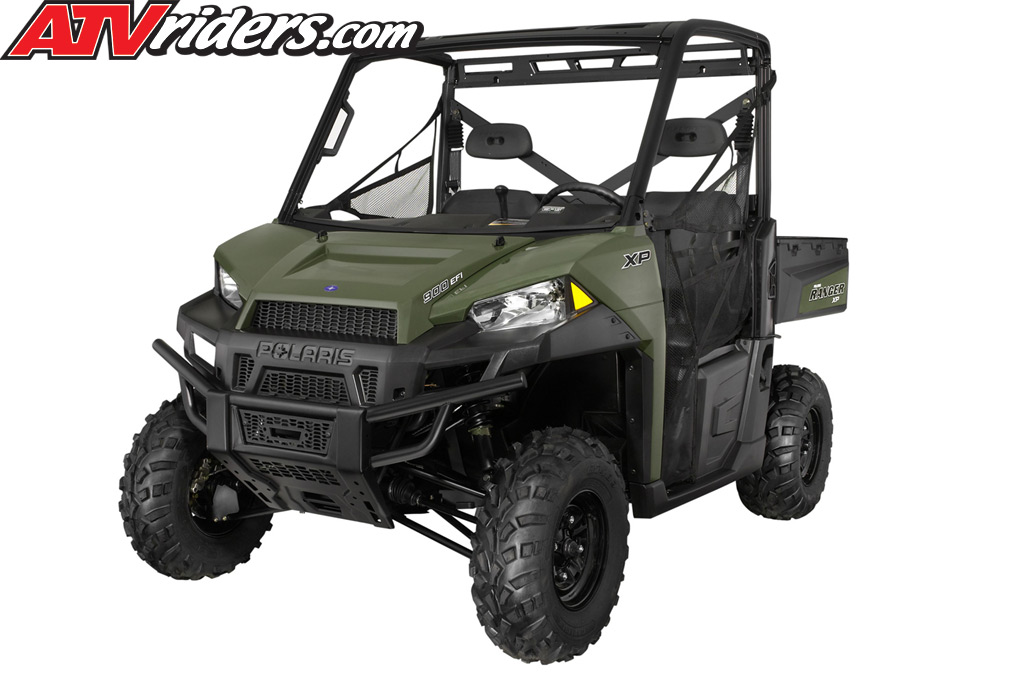 2013 Polaris Ranger 900 Xp Green 3Q Sxs
