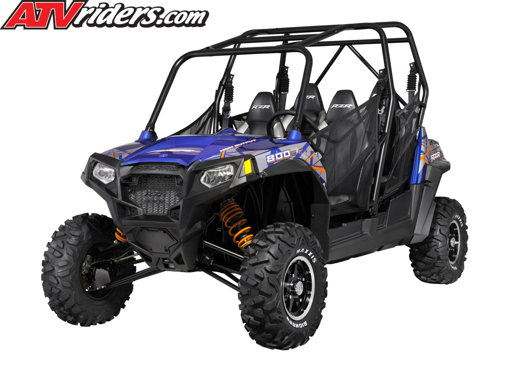 2013 polaris rzr 4 800 efi utv sxs features benefits and specifications. Black Bedroom Furniture Sets. Home Design Ideas