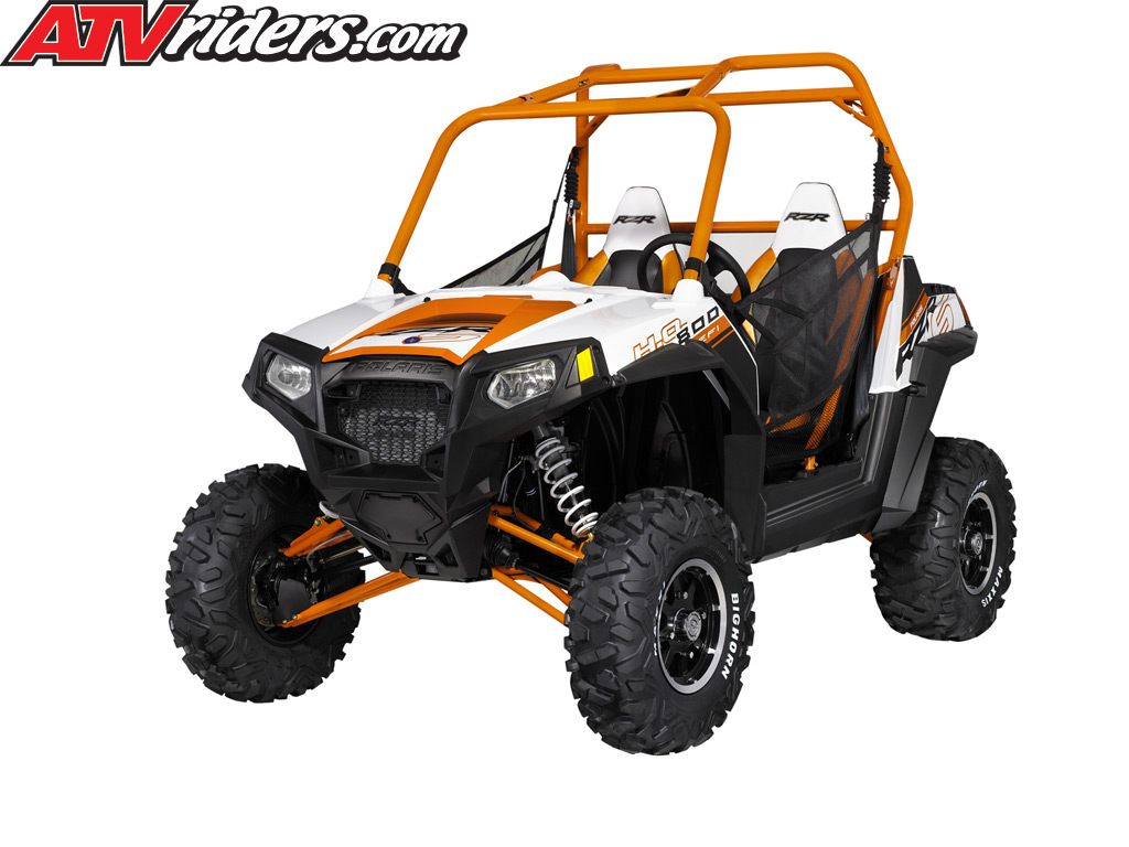 2013 Polaris RZR S 800 EFI UTV / SxS - Features, Benefits and ...