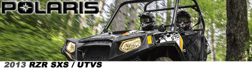 Polaris ATV Manufacturer Logo