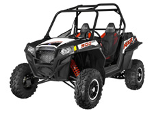 Polaris RZR  XP 900 Walker Evans Limited Edtion SxS / UTV