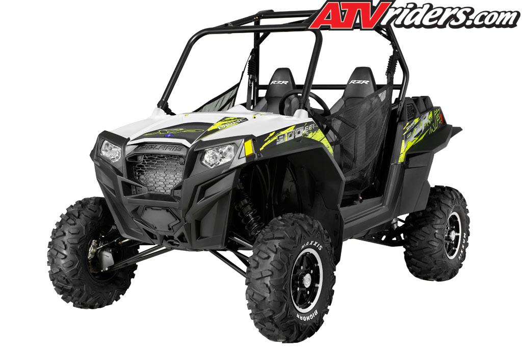 Polaris Adds Two Limited Edition RZR XP 900 SxS / UTV Models