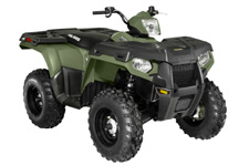 Polaris Sportsman Utility ATV