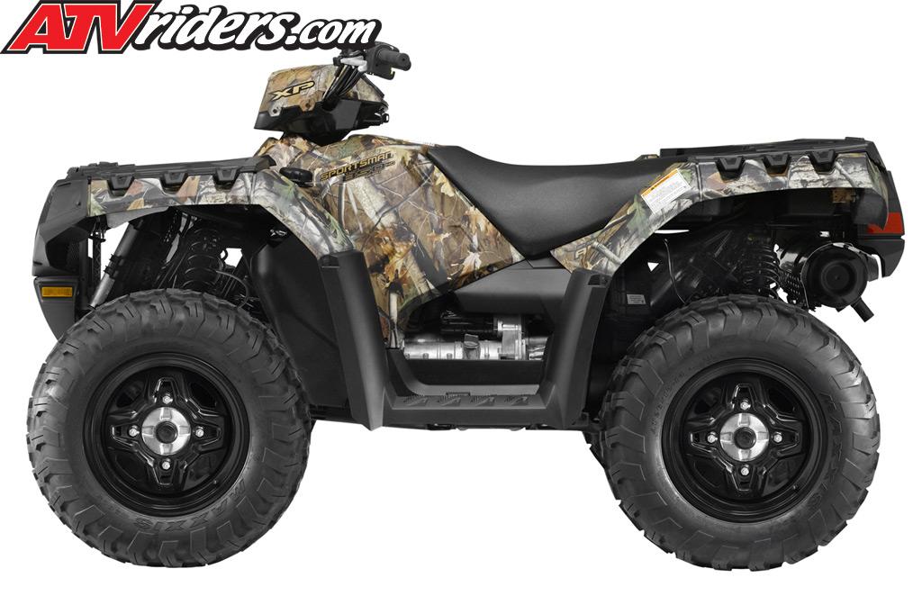 2013 Polaris Sportsman XP 850 HO EFI 4x4 ATV Model Info