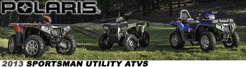 Polaris Sportsman Utility ATVs