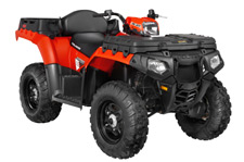 Polaris Sportsman 2-up Utility ATV