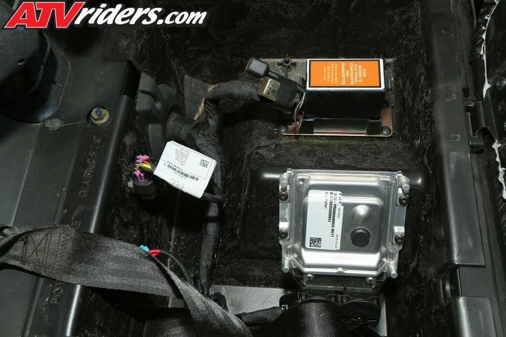 polaris ranger 900 xp battery car interior design
