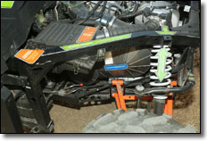 2013 Polaris RANGER XP 900 SxS / UTV Engine
