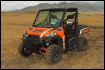 2013 Polaris RANGER XP 900 SxS / UTV