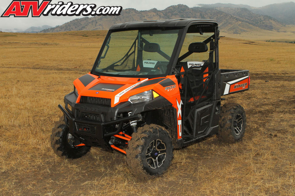 Polaris Introduces All-New Workhorse RANGER XP 900 SxS / UTV