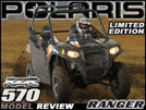 2013 Polaris RZR 570 Trail Limited Edition Test Drive Review
