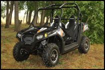 2013 Polaris RZR 570 Trail Limited Edition SxS / UTV