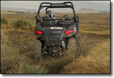 2013 Polaris RZR 570 Trail Limited Edition SxS / UTV Maxxis Tires