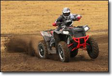 2013 Polaris Scrambler XP 850 Sport Utility ATV