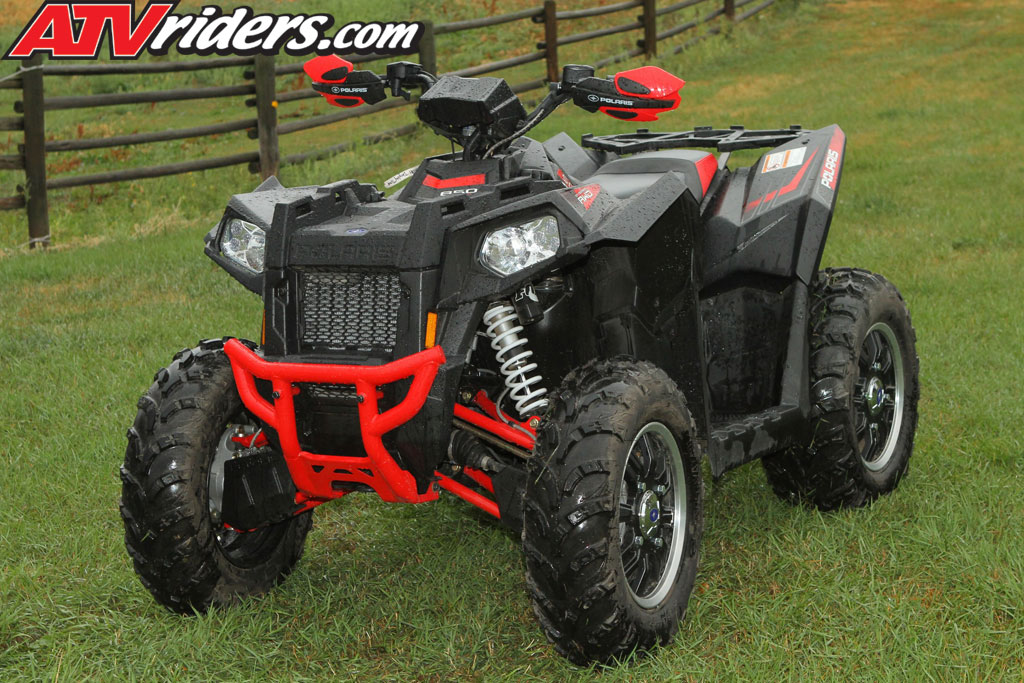 Polaris Introduces New Redesigned Polaris Scrambler Sport Utility ATV