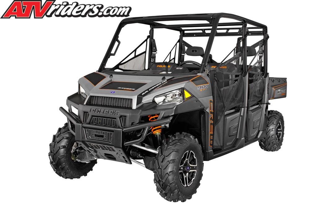 Ranger Polaris 900 Crew Interior | Autos Post