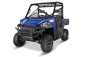 2014 Polaris RANGER XP 900 EPS Blue Fire