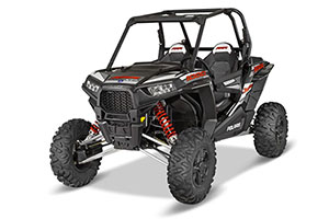 2014 Polaris RZR XP 1000 EPS Black Pearl