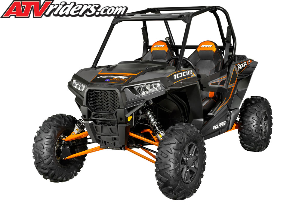 107 Horsepower Polaris RZR XP 1000 SxS / UTV