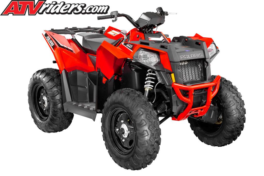 2014 Polaris Scrambler XP 850 HO EFI Sport Utility ATV Model Info
