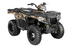 2014 Polaris Sportsman 570 EFI Utility ATV
